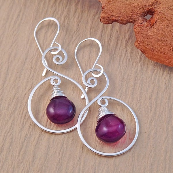 fashion jewelry handmade earrings